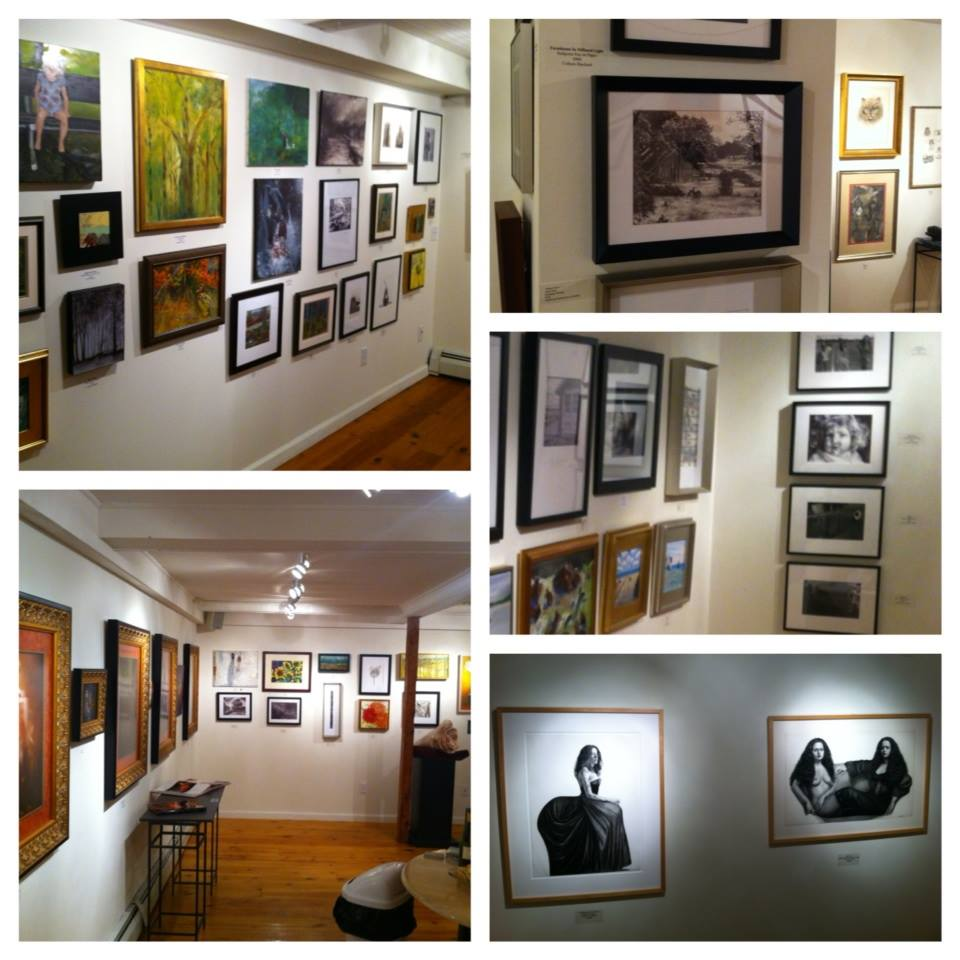 Six Summit Small Salon Gallery Show