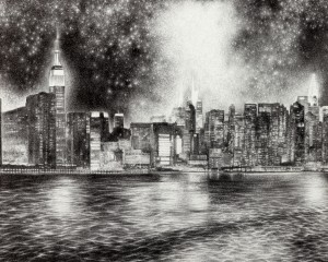 New York City Sky