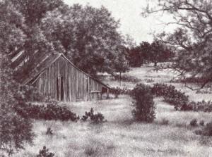 Farmhouse In Diffused Light