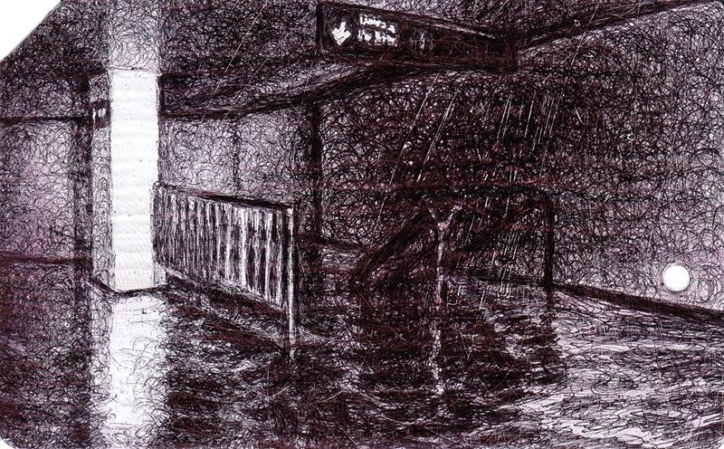Hurricane Sandy Metrocard Series (5)