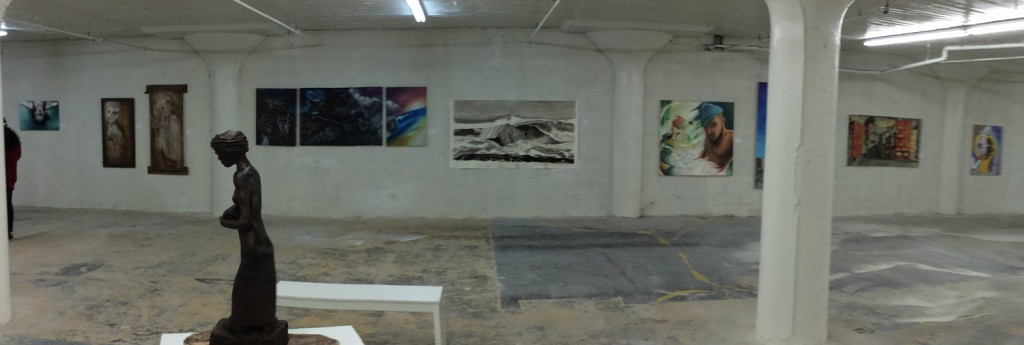 """""""Release"""" at Conception Gallery in LIC, Queens"""