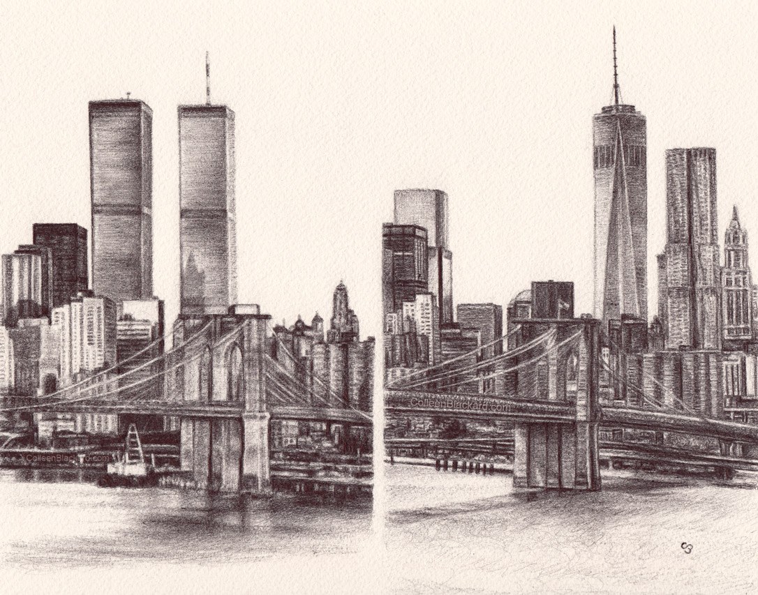 New and Old World Trade Center