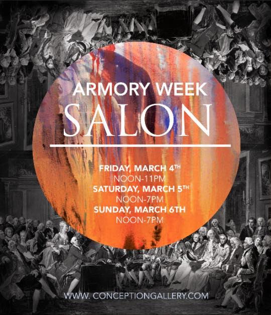 Armory Week Salon