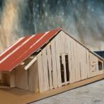 Barn Model View 1