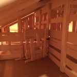 Barn Model Interior View 2