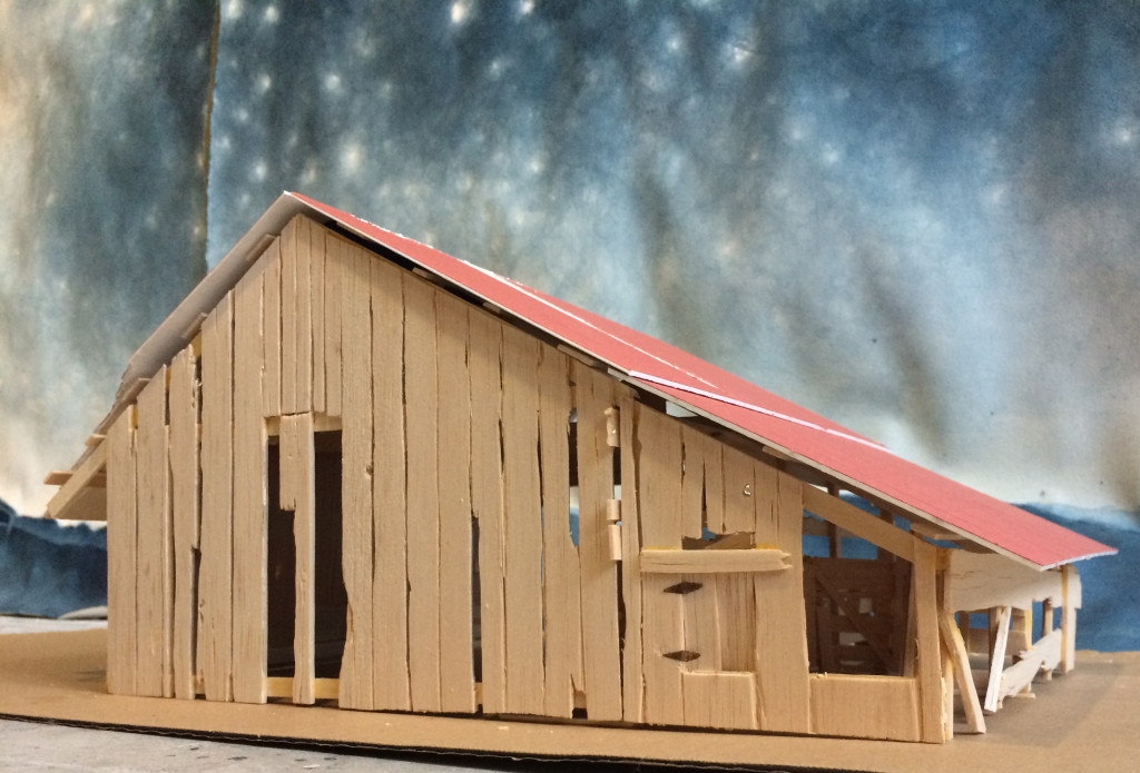 Barn Model View 3