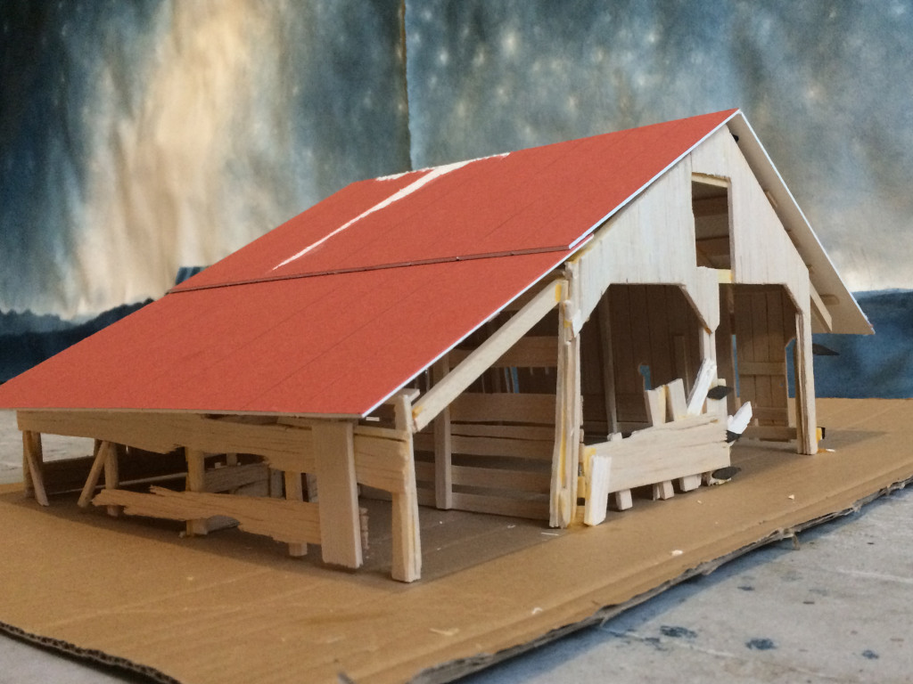 Barn Model View 5