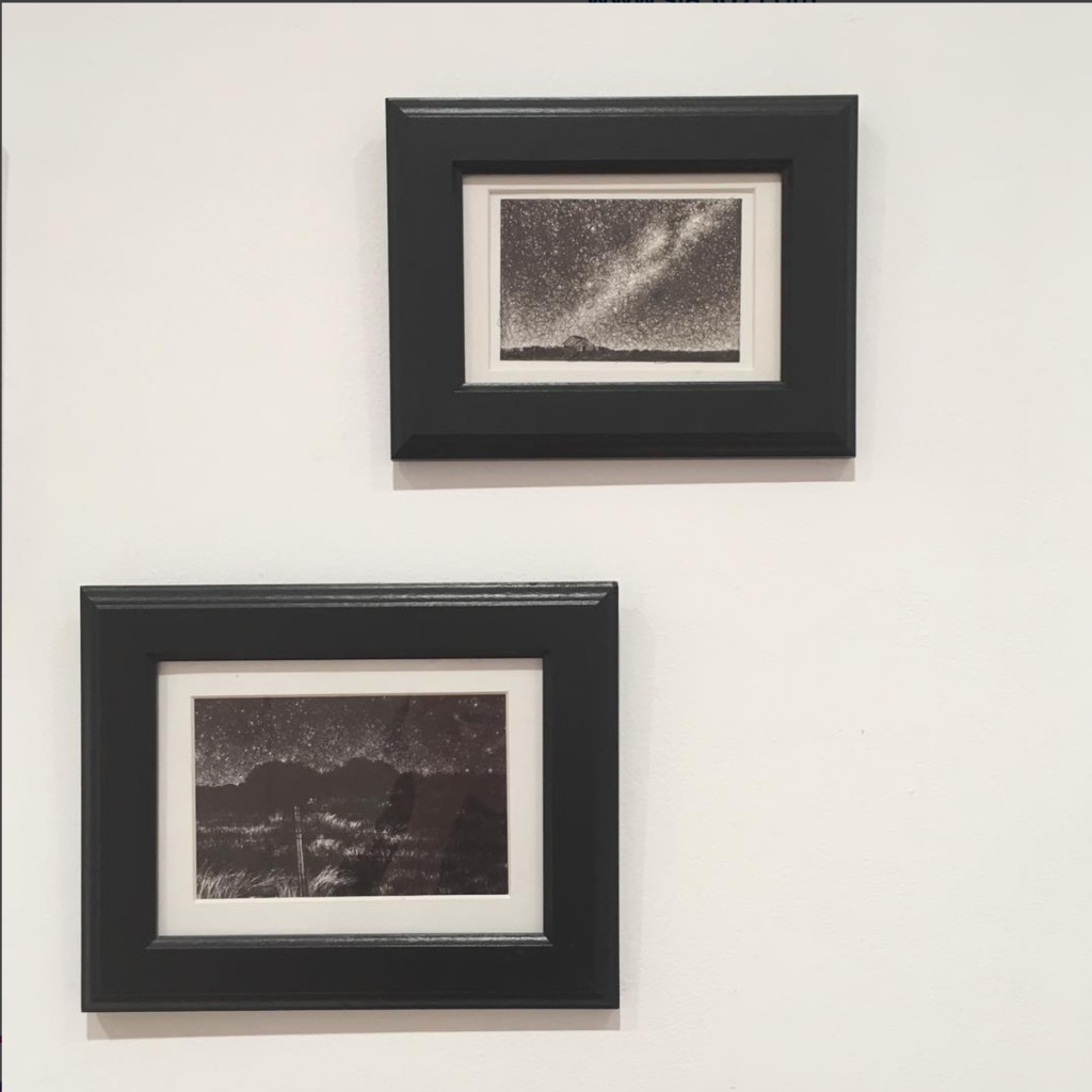 """""""Importance,"""" and """"Searching"""" on view at Sla307"""
