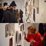 Images from the opening, courtesy of Sla307