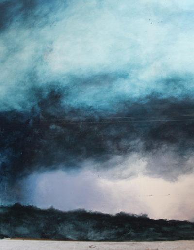 Storm Mural Detail