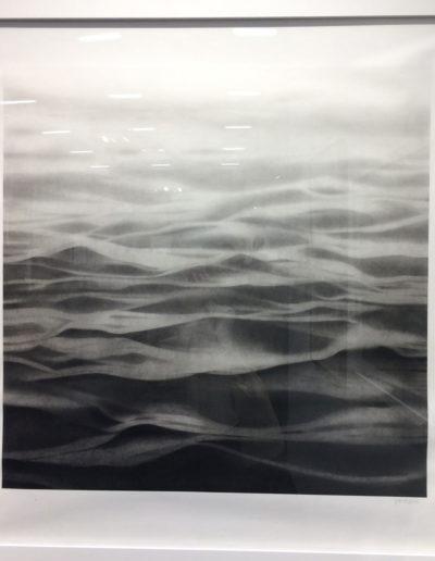 Yuko Moriyama, Water Spirits 010516, pencil and graphite on paper, Fine Art Consultancy London & Tokyo, London, UK