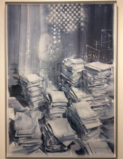 Julio Vaquero, Pigment Gallery, Barcelona, ES