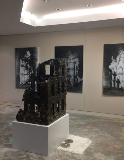 Ori Carino and Benjamin Armas, Broken Homes, curated by Carlo McCormick