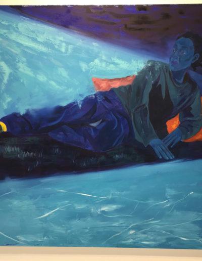 Dominic Chambers, Anna Zorina Gallery, NY